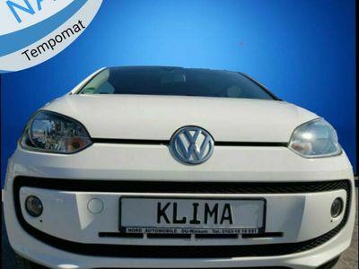 gebraucht VW up! up! 1.0 55kW moveKLIMA NAVI PDC TEMPOMAT