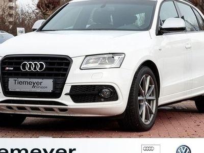 usata Audi SQ5 3.0 TDI q competition Pano Xenon B&O LM20