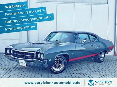 gebraucht Buick Skylark GS Stage 1 Clone | TÜV+H | TOP - AGA als Sportwagen/Coupé in Burghaun