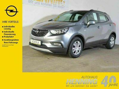 gebraucht Opel Mokka X 1.4 S/S Selection Bluetooth+Tempomat