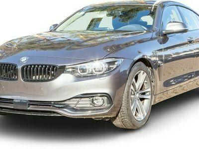 gebraucht BMW 420 Gran Coupé 420 d *SPORT-LINE*STEPTR*NAV/LED/UPE54