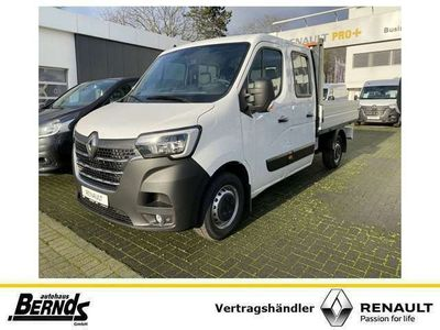 gebraucht Renault Master ENERGY dCi 150 L2H1 DOKA Pritsche KLIMA