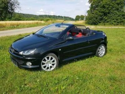 used Peugeot 206 CC Cabrio Diesel HDI 109 PS