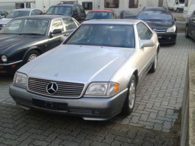 gebraucht Mercedes 280 SLAutomatik,Leder,Klima,Scheckheft gepfl.