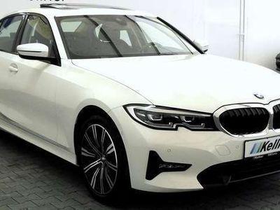 gebraucht BMW 320 d G20, Sport-Line, 18 Zoll, Li