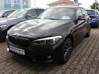 gebraucht BMW 120 120 5-Türer i Aut. Sport Line/NAVI/