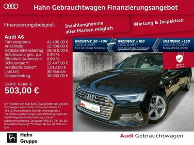 gebraucht Audi A6 Lim 45TDI qua Sport EU6d Matrix Cam AHK als Limousine in Esslingen