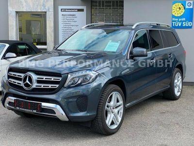 gebraucht Mercedes GLS350 4-Matic AMG LED Comand 360 Kamera EU6