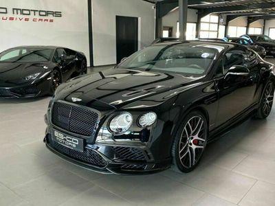 gebraucht Bentley Continental Supersports LIMITED 1of710 CARBON als Sportwagen/Coupé in Bielefeld
