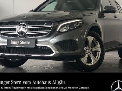 gebraucht Mercedes GLC250 d 4M AMG EXCLUSIV LED NAVI PANORAMA-DACH