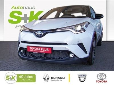 used Toyota C-HR Hybrid: 1,8-l, Style Selection