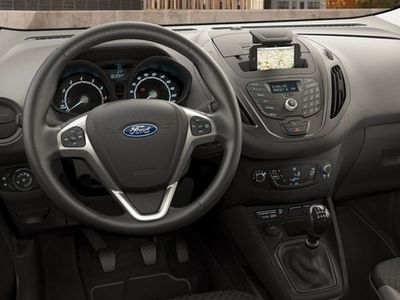gebraucht Ford Tourneo COURIER*TREND*WINTER-PAKET2*AUDIOSYS