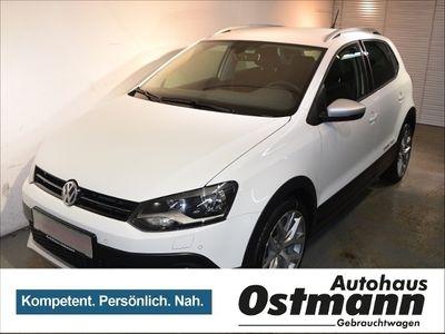gebraucht VW Polo Cross Polo V 1.4 TDI PDC*NAVI*EURO6
