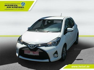 gebraucht Toyota Yaris 1.0 Dual-VVTi