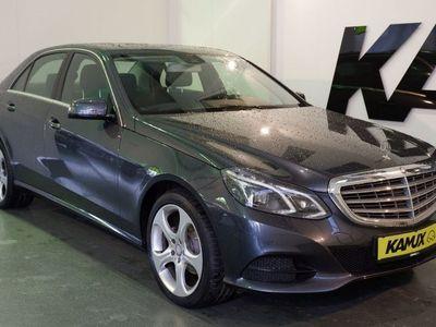 gebraucht Mercedes E200 Limo CGI+LED+Klima+Navi+Tempomat