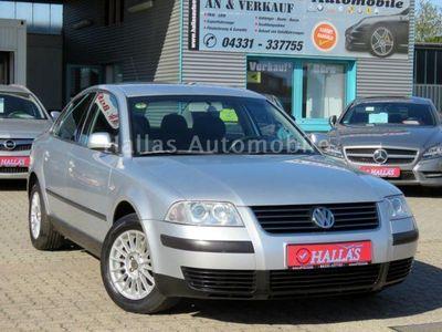 second-hand VW Passat 3bg 1.9 TDI Basis*AHK*Klima*
