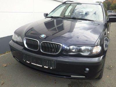 gebraucht BMW 318 i touring LPG PRINS