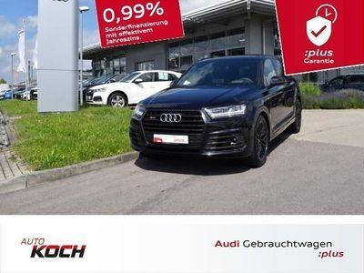 gebraucht Audi SQ7 4.0 TDI q. Tiptr., Matrix LED, Navi Touch, Tour, S