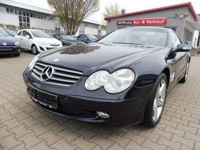 gebraucht Mercedes SL500 Xenon,Navi,Luftfederung,Memory,PDC