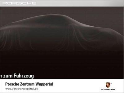 gebraucht Porsche Macan Turbo Luftfederung Lenkradheizung Panorama Dach