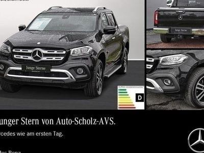 gebraucht Mercedes X350 d 4M POW ED