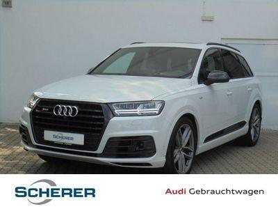 gebraucht Audi SQ7 4.0 TDI *Matrix-LED, Pano, AHK, 7-Sitze*