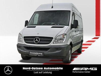 gebraucht Mercedes Sprinter 313 Holzboden 3 Sitze Tempomat