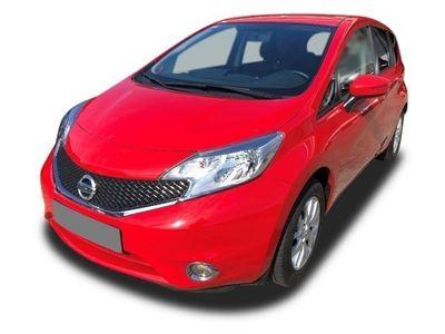 gebraucht Nissan Note 1.5 Benzin