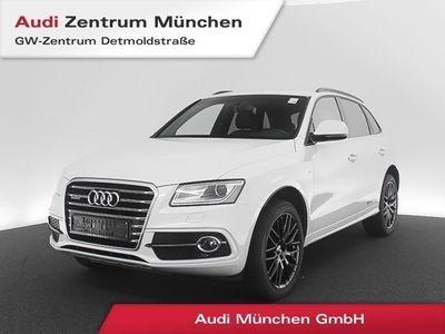 """gebraucht Audi Q5 2.0 TDI qu. S line Sport Edition Plus 20"""" Navi Xen"""