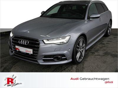 "gebraucht Audi A6 Avant 2.0 TFSI qu. S-line PANO KAM LEDER 20"" NAVI"