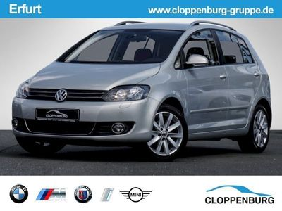 gebraucht VW Golf Plus Standhzg. Tempomat AHK Klimaaut. PDC