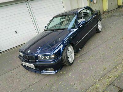 gebraucht BMW 320 Cabriolet E36 i M Paket hardtop