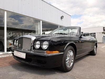 gebraucht Bentley Azure Mulliner Triple Black