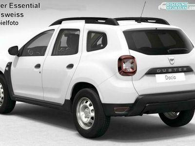 gebraucht Dacia Duster Essential TCe 100 LPG, Radio DAB, Bluetooth, Dachreling, Fahrersitz u. Lenkrad höhenverstellbar, el. FH, ZV-fern..