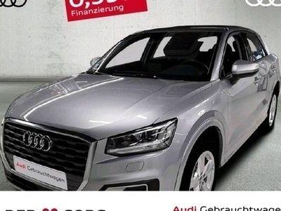 gebraucht Audi Q2 Sport 35 TFSI LED*AHK*Einparkhilfe*