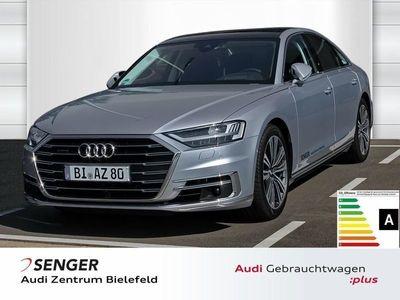 gebraucht Audi A8 50 TDI quattro Leder Navi Auffahr-Warnsystem