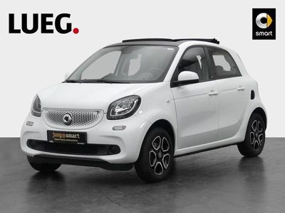 gebraucht Smart ForFour 66kW (90 PS) passion Faltdach