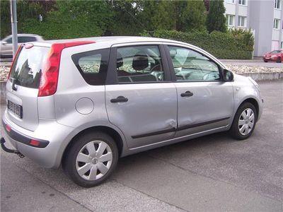 gebraucht Nissan Note 1.4 visia KLIMA*TUV*II-HAND!