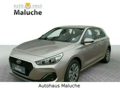 gebraucht Hyundai i30 1.4 T TREND Navi+Komfort - 5 Jahre Garantie!, Vorführwagen, bei Autohaus Maluche GmbH