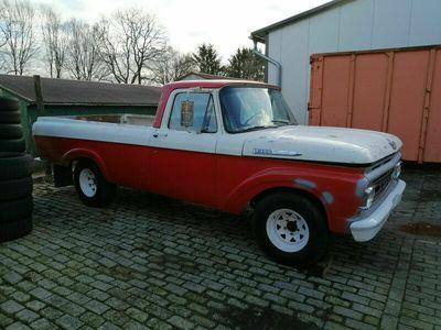 gebraucht Ford F100 V8 Kaminholz-Truck Longbed aus Idaho! als SUV/Geländewagen/Pickup in Varel