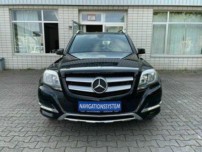 gebraucht Mercedes GLK220 CDI 4X4 7G NAVI ALCANTARA AHK MFL AUX PDC