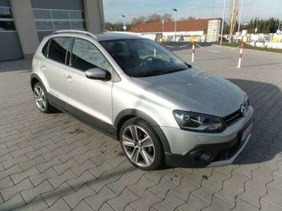 gebraucht VW Polo Cross V Polo 67 tkm Super OPTIK Top Zustand