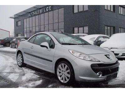 gebraucht Peugeot 207 CC FAP 110*el. Verdeck*Sitzheizung