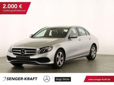 gebraucht Mercedes E250 AVANTGARDE+RÜCKFAHRK+LED-HIGH+SITZH+COMAND