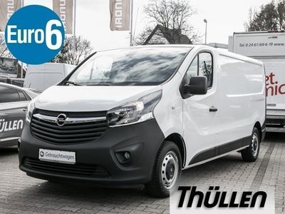 gebraucht Opel Vivaro B Kastenwagen 1.6 L2H1