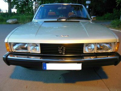 gebraucht Peugeot 604 SL Automatik