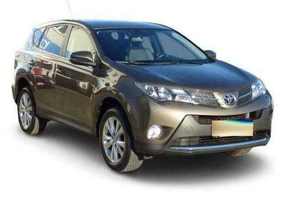 gebraucht Toyota RAV4 Executive 2.2 D-4D Autom Xenon Leder Navi