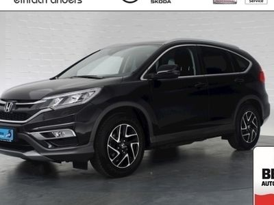 gebraucht Honda CR-V Elegance i-VTEC, Navi, Klimaautomatik, Bluetooth, Sitzheizung