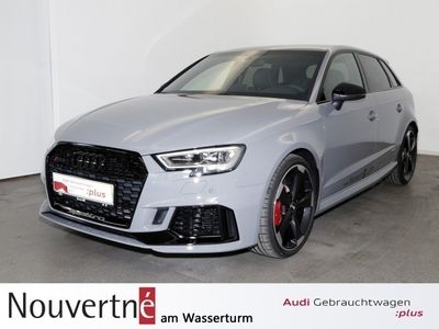 gebraucht Audi RS3 Sportback 2.5TFSI quattro S tronic