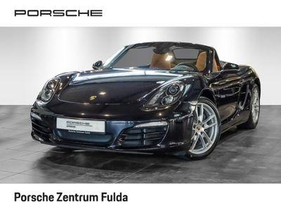 gebraucht Porsche Boxster (981) - 1. Hand, Bose, Lederausstattung
